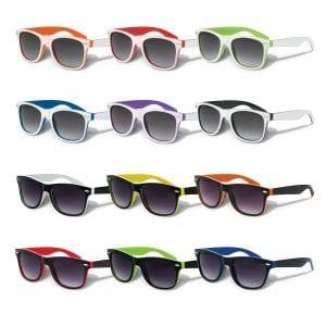 Two Tone Malibu Sunglasses Bulk Supplier