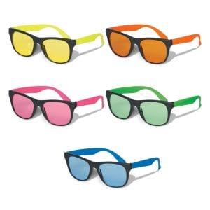 Tinted Rubberised Sunglasses Bulk Supplier