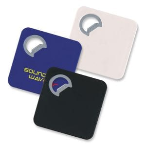 Coaster With Bottle Opener Bulk Supplier