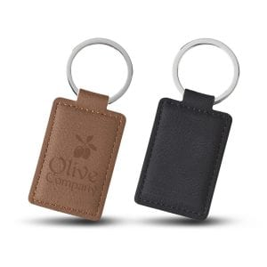 Leatherette Executive Key Tag Bulk Supplier