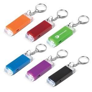 Crystal Block LED Key Chain Bulk Supplier