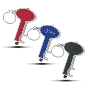 3-in-1 Skeleton Key Tag Bulk Supplier