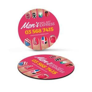 Fridge Magnet 70mm - Circle Bulk Supplier