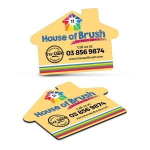 Fridge Magnet 70 x 50mm - House Shape Bulk Supplier