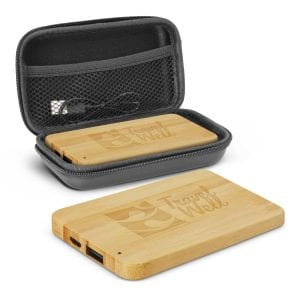Bamboo Power Bank Bulk Supplier