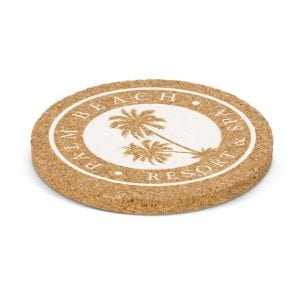 Oakridge Cork Coaster - Round Bulk Supplier