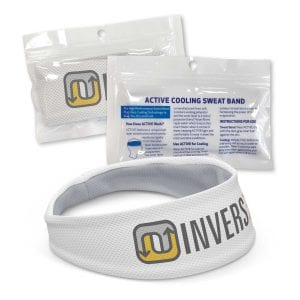 Active Cooling Sweat Band Bulk Supplier