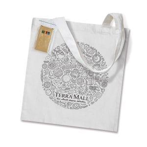 Sonnet Colouring Tote Bag Bulk Supplier