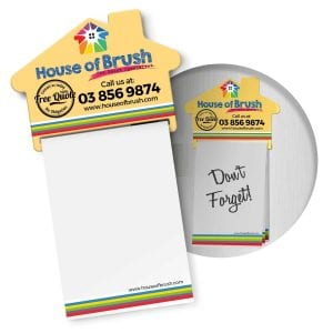 Magnetic House Memo Pad Bulk Supplier