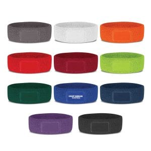 Sweatband With Patch Bulk Supplier