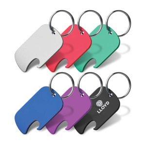 Dog Tag Bottle Opener Key Ring Bulk Supplier