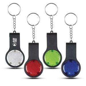 Reflector Key Light With Safety Whistle Bulk Supplier
