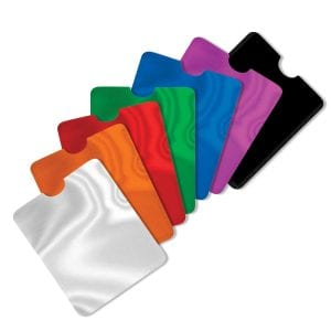 RFID Data Blocking Phone Card Sleeve Bulk Supplier