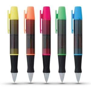 3-In-1 Executive Assistant Highlighter Pen Bulk Supplier
