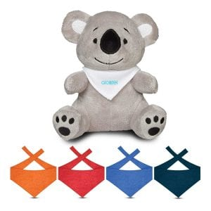 Small Koko Koala Bear- Bandana Bulk Supplier
