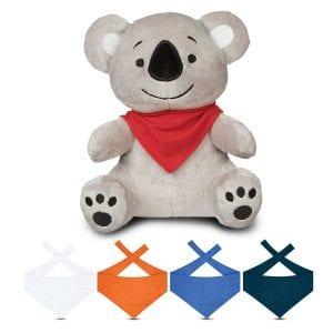 Large Koko Koala Bear -Bandana Bulk Supplier