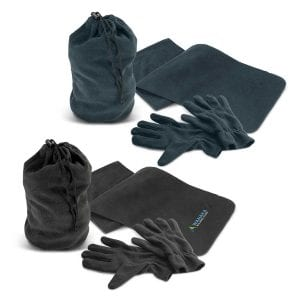 Seattle Scarf and Gloves Set Bulk Supplier