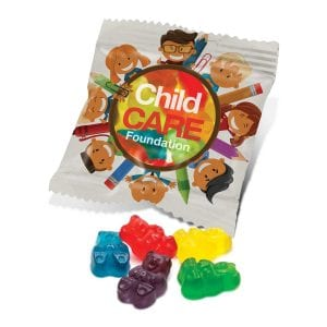 Gummy Bear Bag Bulk Supplier