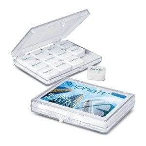 Logo Mints - Plastic Case Bulk Supplier