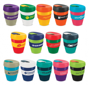 Keep Cup Style Plastic Coffee Cup