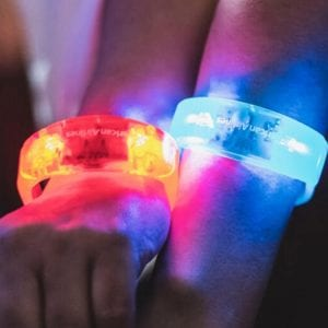 LED Wristbands Melbourne