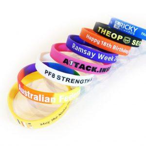 Silicone Wristbands