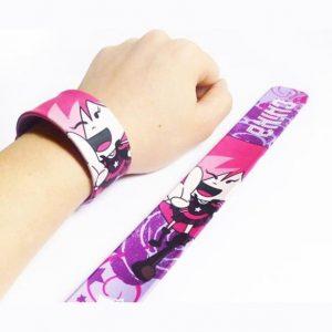 Slap Wristbands