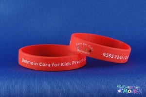 Fundraising Wristbands