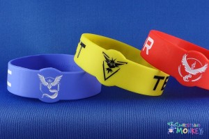 Custom Shape Wristband