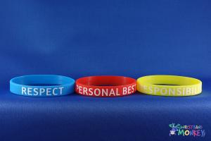 Personalised Wristband