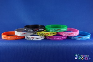 Multi colour Wristbands