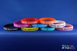 Custom Printed Wristbands